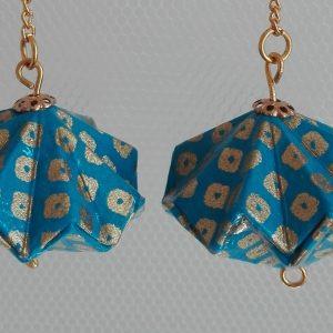 Boucles d'oreille LONGUES DIAMANT