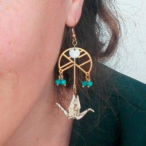 Boucles d'oreille CARROUSSEL
